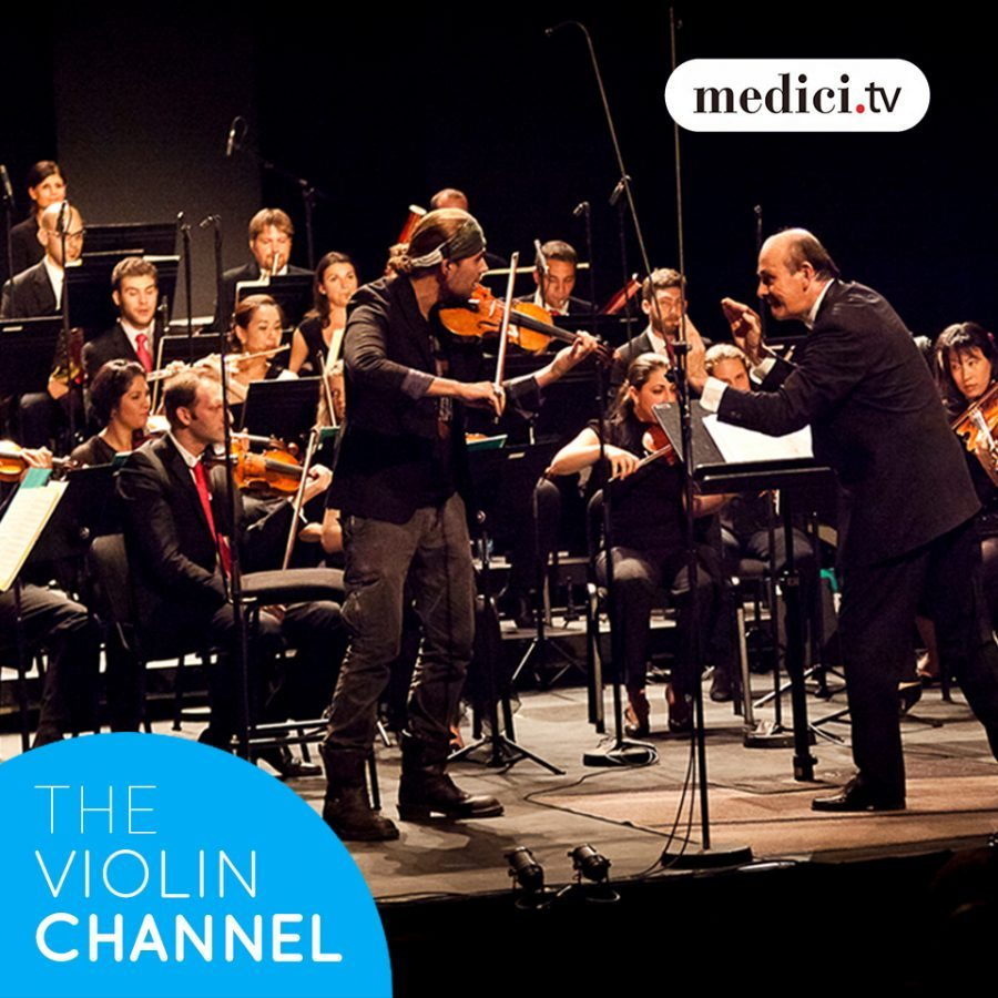 medici.tv the violin channel subscription giveaway