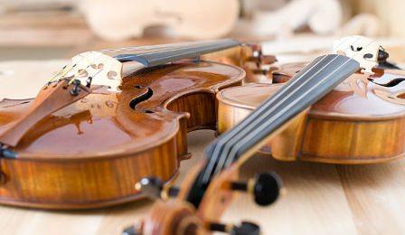 Andreas Haensel Violins Cremona