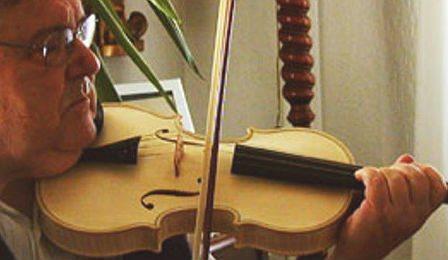 Angelo Stefanato Obituary violinist death cover
