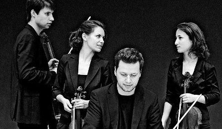 Arminda String Quartet Mecklenburg-vorpommern festival prize cover