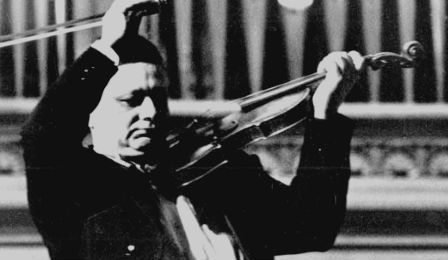 Boris Goldstein International Violin Competition Cover