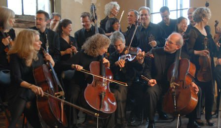 Orpheus Chamber Orchestra Mellon Foundation Grant Cover