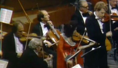 Stern Gitlis Haendel Mintz Vivaldi Concerto Cover