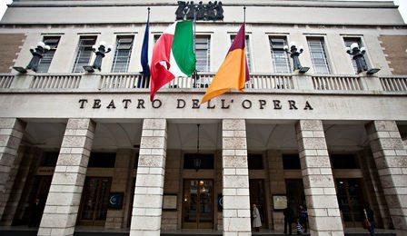 Teatri Del Opera Sacking Cover