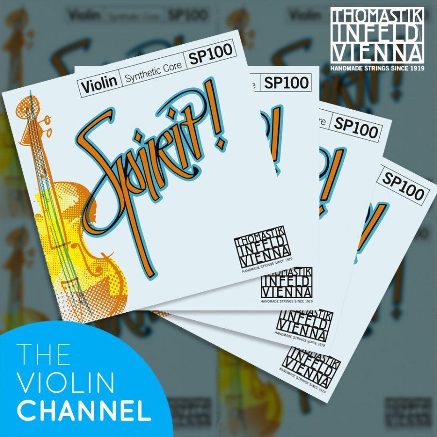 Thomastik-Infeld Spirit Violin Strings