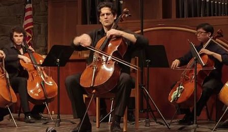 Amit Peled Peabody Haydn Cello Concerto C Cover