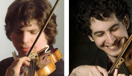 Augustin Hadelich Itamar Zorman Warner Music Group Prize Cover