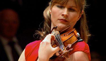 Lisa Batiashvili Musical America Instrumentalist
