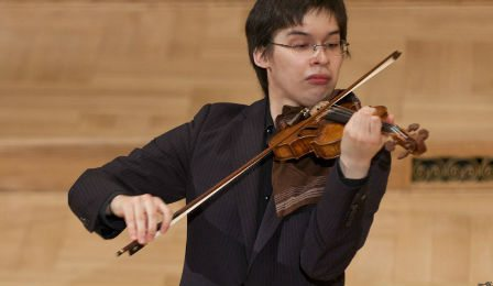 Long Thibaud Crespin International Violin Competition Aylen Prichin Cover