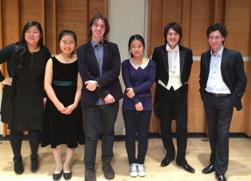Young Concert Artists Finalists