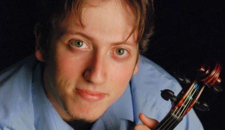 David Radzynski Israel Philharmonic Concertmaster Cover