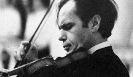 Leonid Kogan Soviet Violin Virtuoso