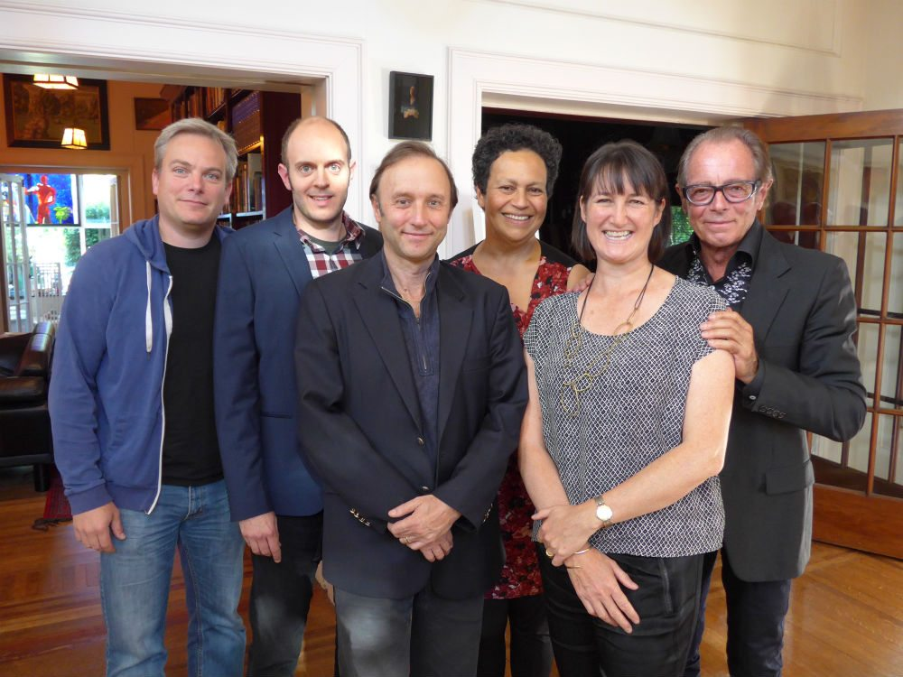 Michael Hill Competition Jury