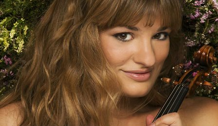 Nicola Benedetti Scottish Fantasy Cover