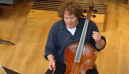 Paul Watkin Royal Conservatoire Scotland Cover