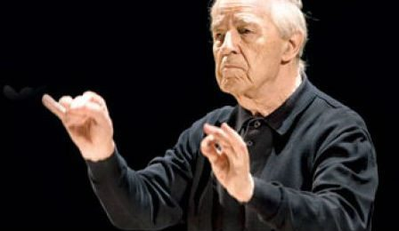 Pierre Boulez Grammy Award Lifetime Achievement Cover