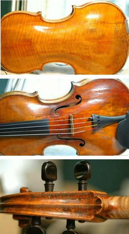 Stolen Viola Philadelphia 3 Pics Image