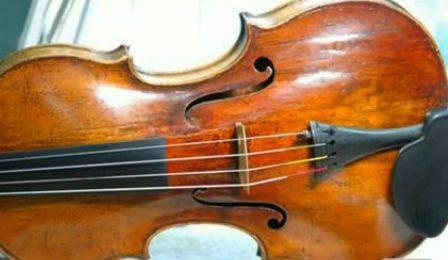 Stolen Viola Philadelphia Cover