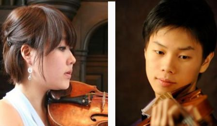 Suyeon Kang Aaron Timothy Chooi Violin Cover