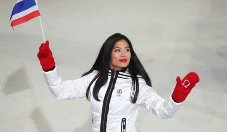 Vanessa Mae Vanakorn Sochi Olympics Ban Cover