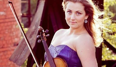 Elina Buksa Latvian Violinist Windsor Festival Competition Cover