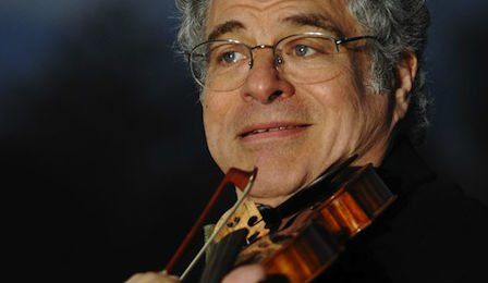 Itzhak Perlman IMG Primo Artists Cover