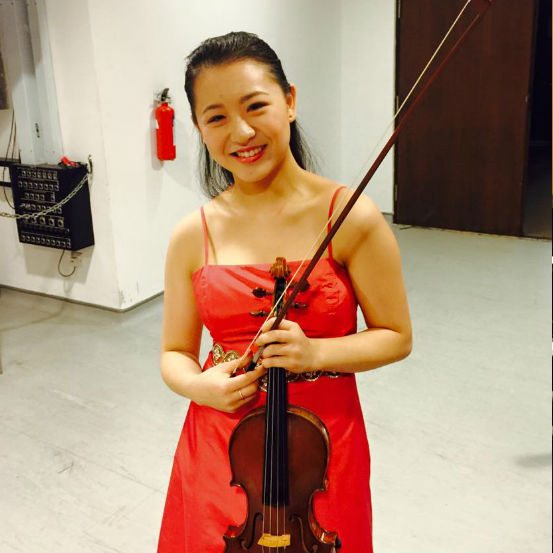 Anna Lee Singapore International Violin Competition
