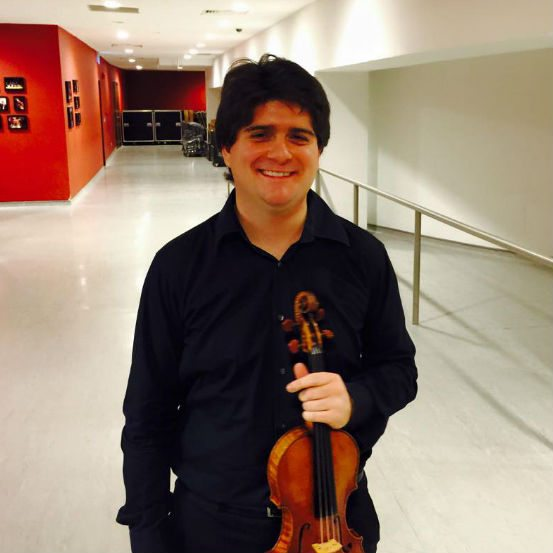 Fedor Rudin Singapore International Violin Competition
