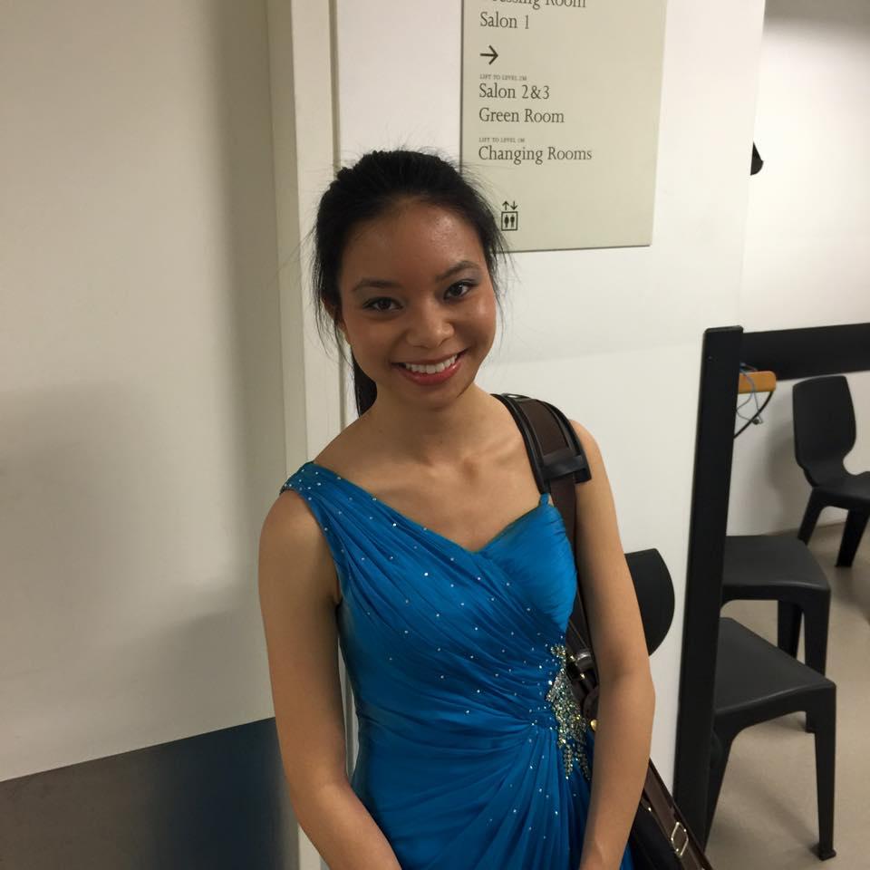 Sirena Huang Singapore International Violin Competition