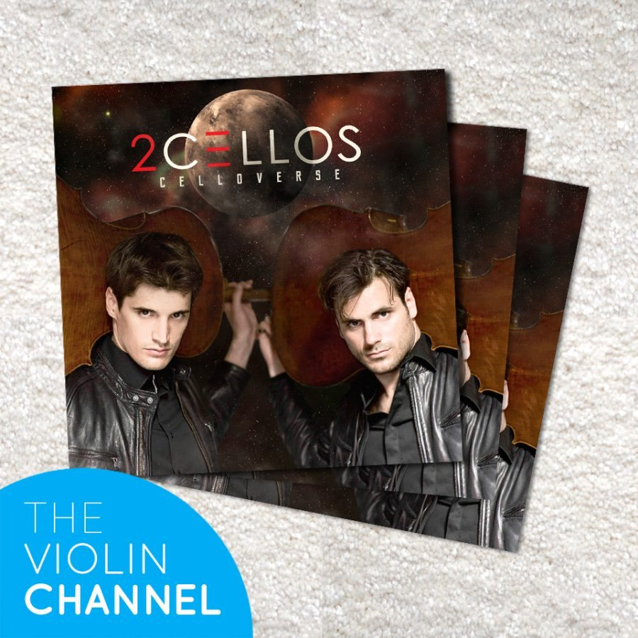 2cellos 2 cello celloverse cd giveaway  violin channel