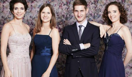 Belenus Quartet Schubert Modern Music Competition Graz 3Cover