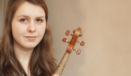 Friederike Starkloff Hannover NDR Concertmaster cover