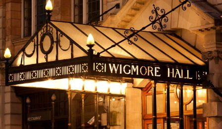 London Wigmore Hall Web Streaming Cover