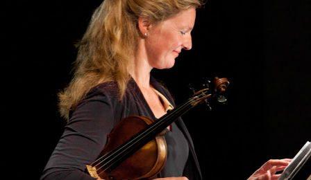 Rachel Podger Bach Royal Academy Bach Cover