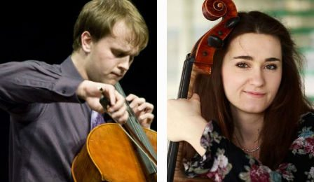Witold Lutoslawski Cello Competition Maciej Kulakowski Zuzanna Sosnowska Cover