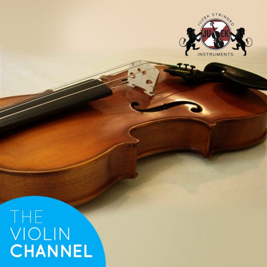 Juzek Violin Channel Giveaway #100 Metropolitan Music