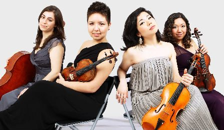 Aizuri Quartet String Wigmore Hall Competition Cover