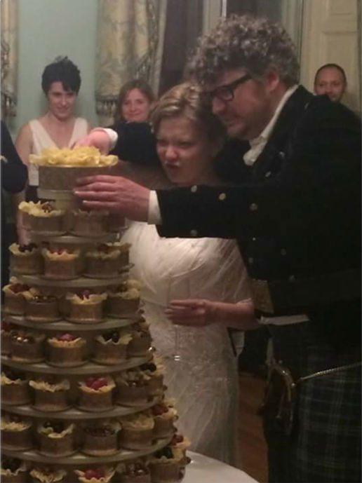 Alina Ibragimova Tom Service Wedding
