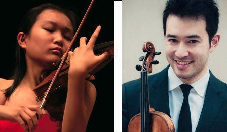 Ayana Tsuji Suliman Tekalli Seoul Competition Violin Cover