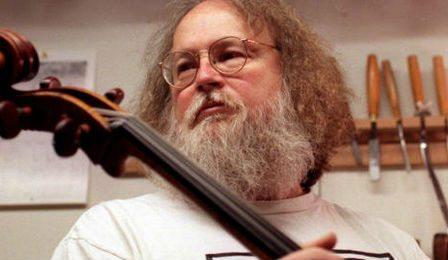 Charles Magby Jr Prision Luthier Violin Dealer Cover