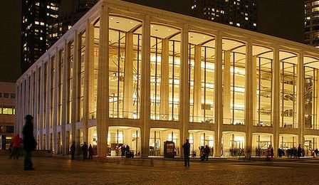 David Geffen Avery Fisher Hall Renovation Cover