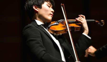 InMo In Mo Yang Paganini International Violin Competition