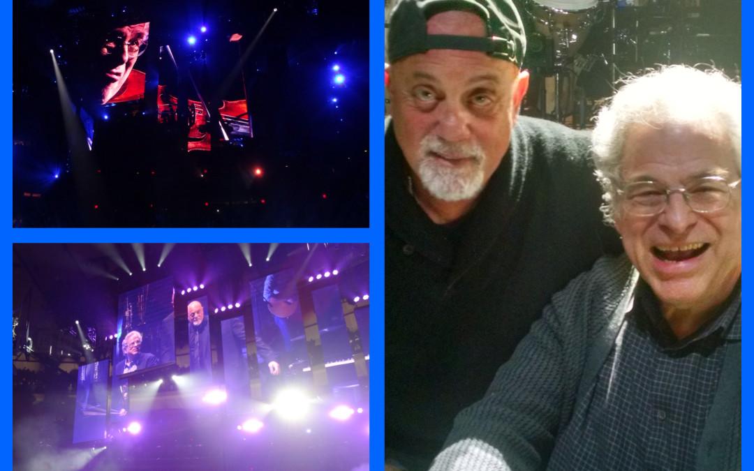 Itzhak Perlman Billy Joel Madison Square Garden