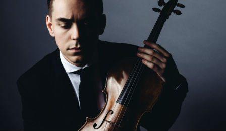 Matthew Lipman Tokyo Viola Competition Cover
