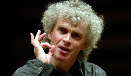 Simon Rattle London Symphony Orchestra Cover