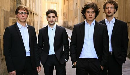 Van Kuijk Quartet Wigmore Hall Competition Cover