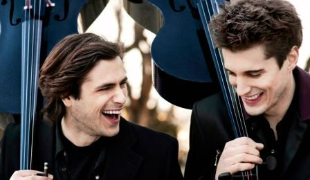 2Cellos Cancellation US Tour Neck Injury Cover