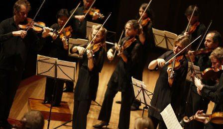 Australian Chamber Orchestra Principal Viola Position Cover