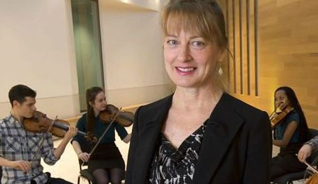 Claire Moreland Chetham's School of Music Resignation Cover
