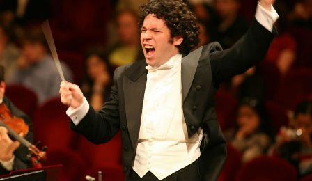 Gustavo Dudamel LA Los Angeles Philharmonic Music Director 2 Cover